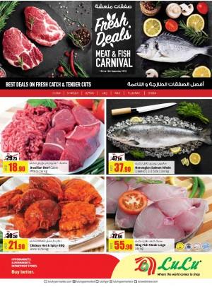 Meat & Fish Carnival