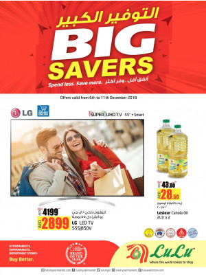 Big Savers