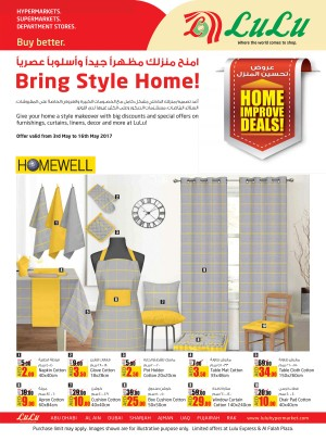 Home Improve Deals!