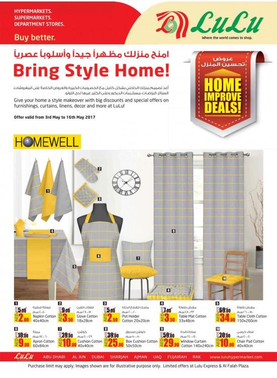 Home Improve Deals!