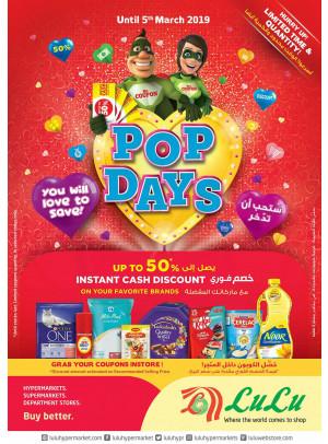 Pop Days