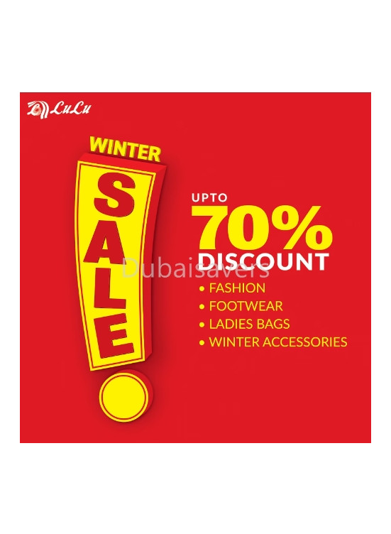 Winter Sale Up To 70%