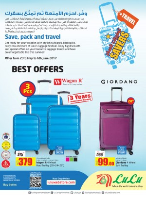Travel Savers