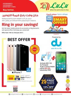 Smart Phones Smart Offers
