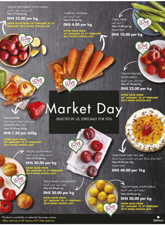 Monday Market Day