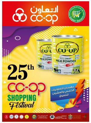 Coop Shopping Festival