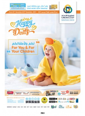 Happy Deals - For You & For Your Children
