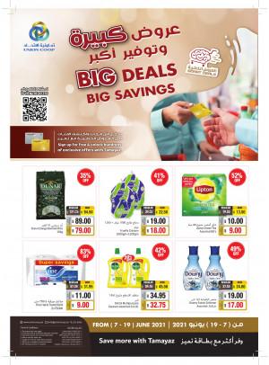 Big Deals Big Savings
