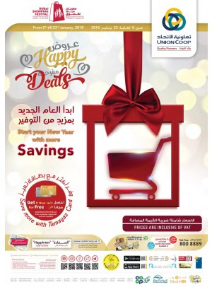 Happy Deals - Great Savings