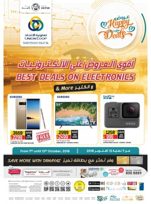 Best Deals on Electronics & More