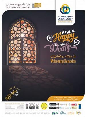 Welcoming Ramadan