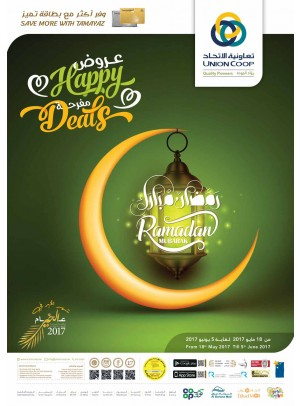 Happy Deals in Ramadan