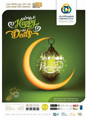 Happy Deals in Ramadan