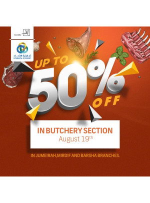 Up To 50% Off on Butchery