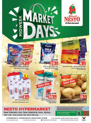 Midweek Deals - Opp. GMC, Ajman