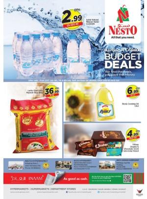 Budget Deals - Carawan Supermarket DIP