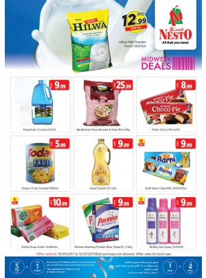 Midweek Deals - Everfine Hor Al Anz