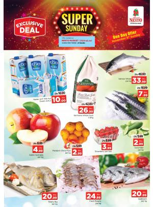 Sunday Deal - Al Rumailah, Ajman