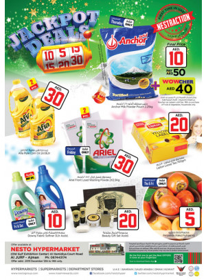 Weekend Grabs - Al Jurf , Ajman