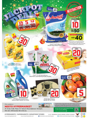Weekend Grabs  - Arab Mall