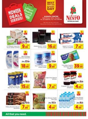 Midweek Deals - Rolla Sharjah