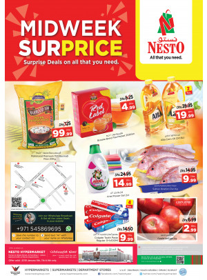 Midweek Deals - Jurf 1, Ajman