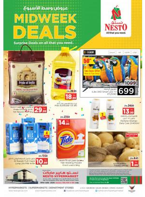 Midweek Deals - Mushrif