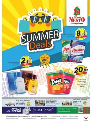 Summer Deals - Dubai