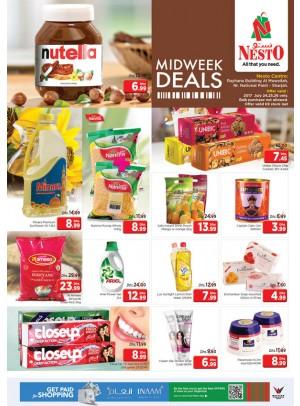 Midweek Deals - National Paint Sharjah