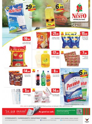 Midweek Deals - Carawan Supermarket Dip