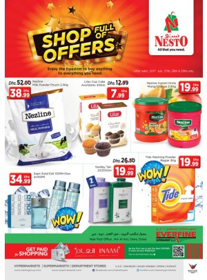 Shop Full of Offers - Everfine Hor Al Anz