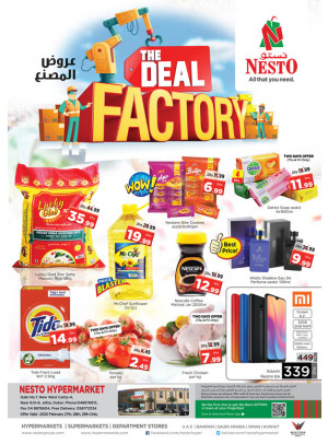 Weekend Grabs - Jafza