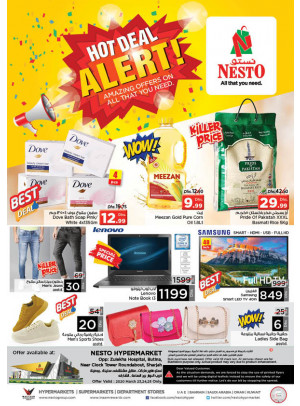 Midweek Deals - Butina, Sharjah