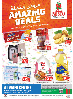 Weekend Grabs - Rolla