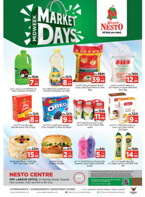 Midweek Deals - Al Wahda