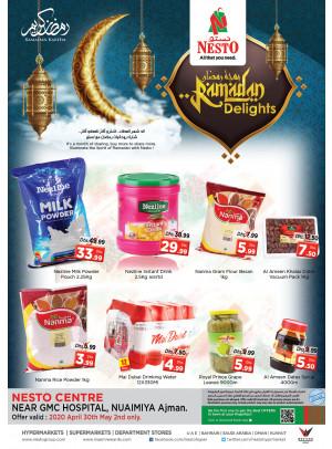 Ramadan Delights - Nuaimiya