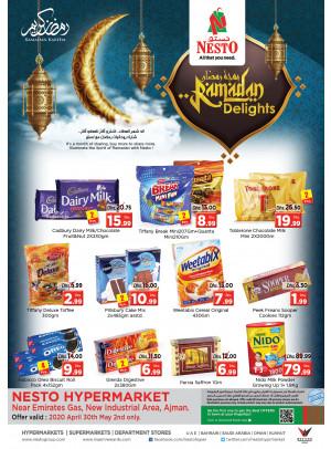 Ramadan Delights - Opp. GMC Hospital, Ajman