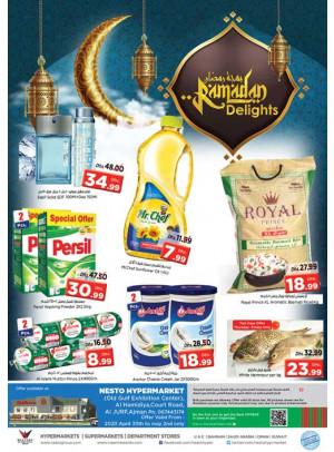 Ramadan Delights - Jurf, Ajman