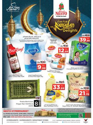 Ramadan Delights - Muweilih, Sharjah