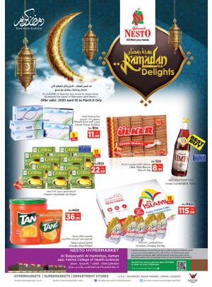 Ramadan Delights - Al Raqayib