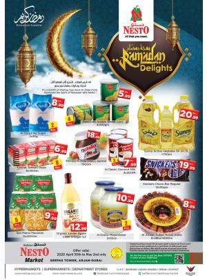 Ramadan Delights - Arjan
