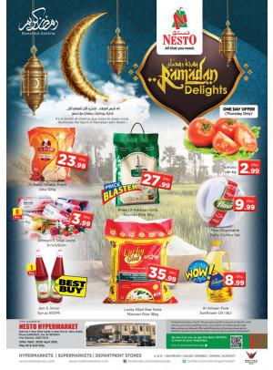 Ramadan Delights - Jafza