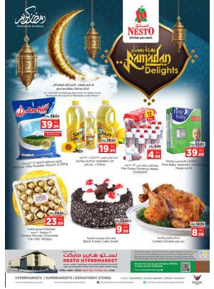 Ramadan Delights - Mushrif