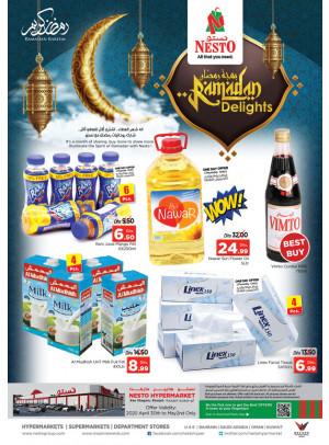 Ramadan Delights - Abu Shagara