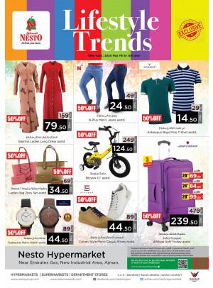 Lifestyle Trends - Opp. GMC Hospital, Ajman