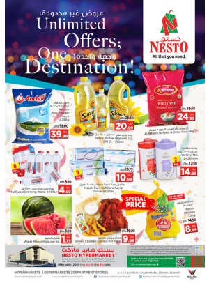 Weekend Grabs - Mushrif
