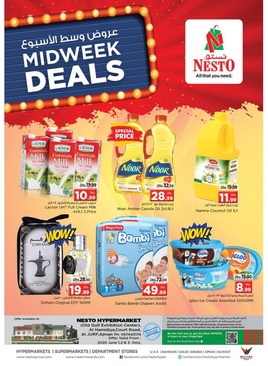 Midweek Deals - Al Jurf