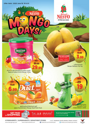 Mango Days