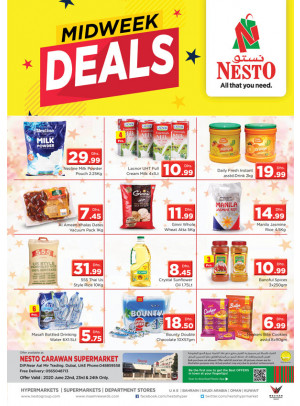 Midweek Deals - DIP