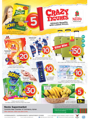 Weekend Grabs - Karama Corniche, Ajman
